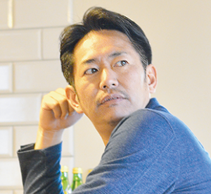 原田 潤一さん