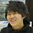 峯 慶行さん