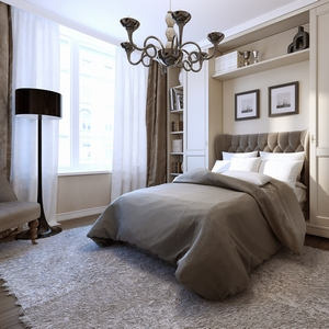 モダンな家具とクラシックな家具