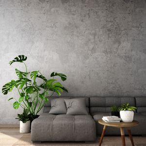 コンクリート打ちっぱなしの部屋をおしゃれに魅せるインテリアの選び方