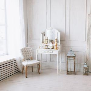 フレンチスタイルの一人暮らしの部屋