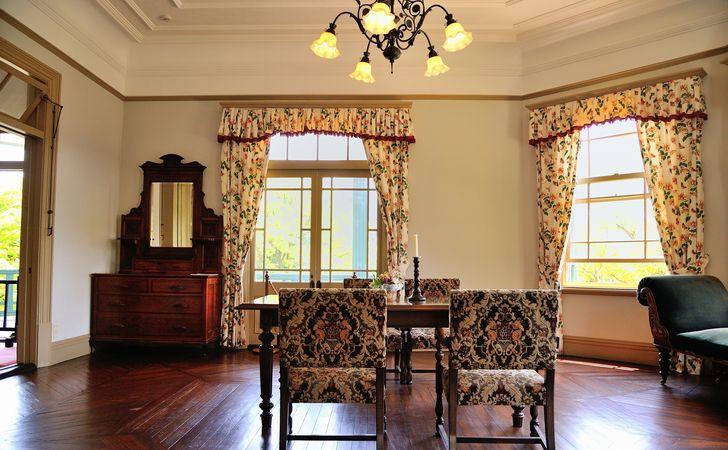 大正ロマンな部屋
